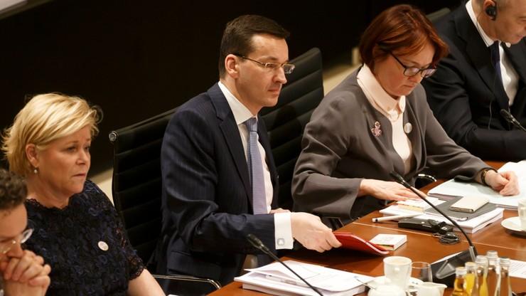 Morawiecki: G20 doszło do kompromisu ws. wolnego handlu