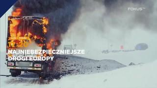 Najniebezpieczniejsze drogi Europy