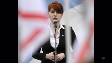 Rosjanka podejrzana o szpiegowanie w USA na rzecz Moskwy. Gotowa przyznać się do winy