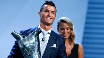 Ronaldo ponownie najlepszy w Europie