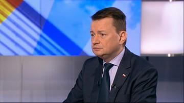 """Czy Polacy będą bezpieczni w czasie szczytu NATO i Światowych Dni Młodzieży. Mariusz Błaszczak w programie """"To Był Dzień"""""""
