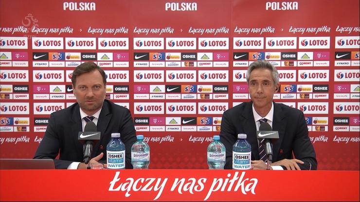 Szeroka kadra reprezentacji Polski na Euro 2020. Paulo Sousa ujawnił nazwiska