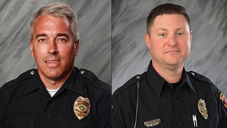 USA: dwaj policjanci wezwani w związku z przemocą domową zastrzeleni przez sprawcę