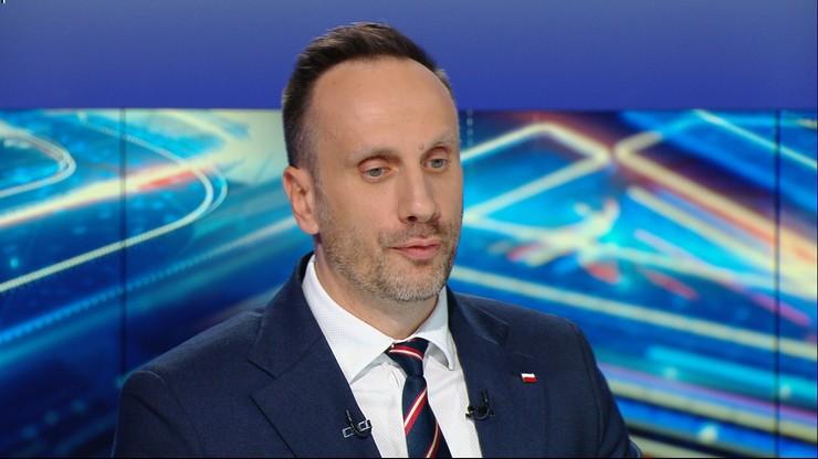 Janusz Kowalski: jeśli będziemy jeszcze bardziej tracić, zagłosuję za polexitem