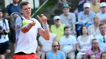 Rusza sezon ATP, Hurkacz walczy na Florydzie