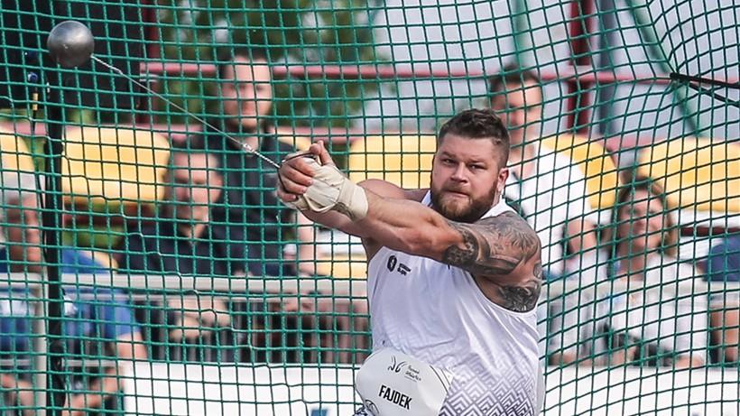 Tokio 2020: Paweł Fajdek zajął piąte miejsce w grupie A kwalifikacji