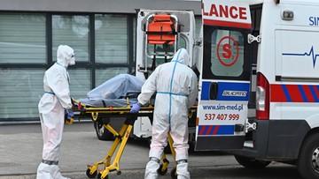 Wzrost przypadków zakażeń w Polsce. Z powodu koronawirusa zmarły kolejne osoby