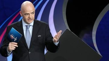 Prezydent FIFA z optymizmem o możliwość połączenia ligi meksykańskiej z MLS