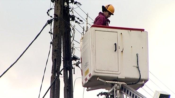Przywrócono prąd w woj. śląskim. Przerwy w dostawie odnotowano u 3700 mieszkańców