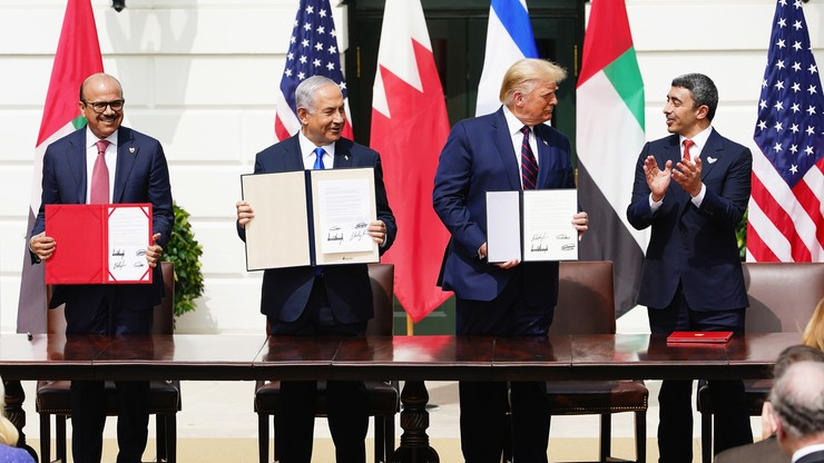 Historyczne porozumienie zawarte. Kolejne kraje arabskie porozumiały się z Izraelem
