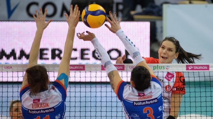 Tauron Liga: E.Leclerc Moya Radomka Radom – ŁKS Commercecon Łódź. Transmisja w Polsacie Sport