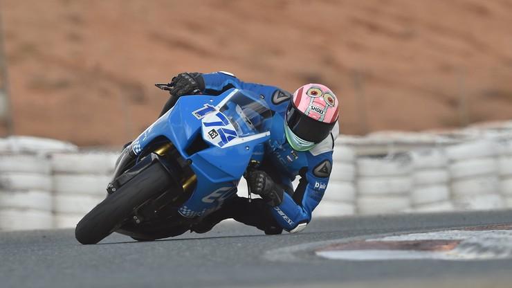 Moto2: Biesiekirski wrócił na tor po operacji