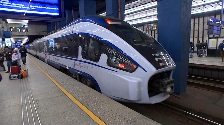 """Koronawirus """"zawiesi"""" niektóre pociągi. Resort pracuje nad tymczasowymi zmianami"""
