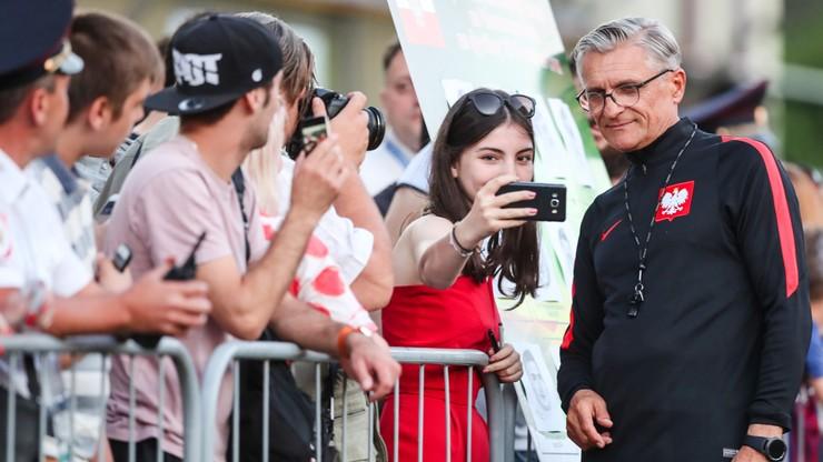 MŚ 2018: Polscy piłkarze na prezentacji sędziowskiej i sesji zdjęciowej