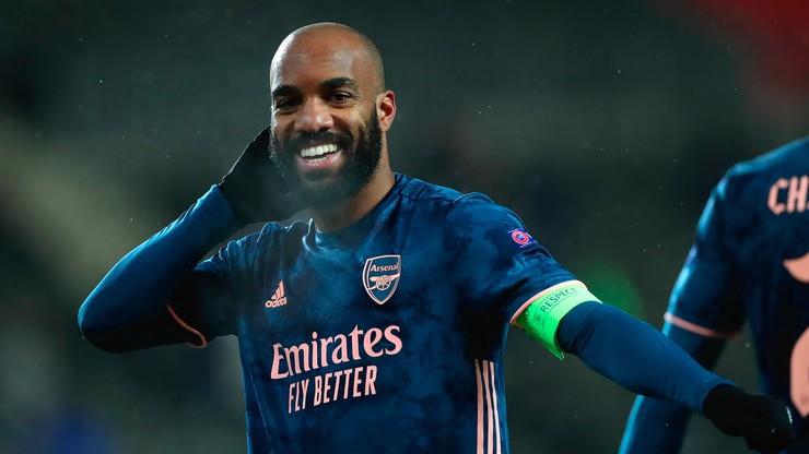 Liga Europy: Niespodzianki nie było. Arsenal w półfinale