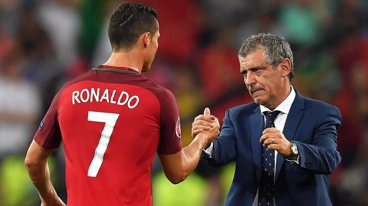 Trener Portugalii: Polska jest świetna w karnych