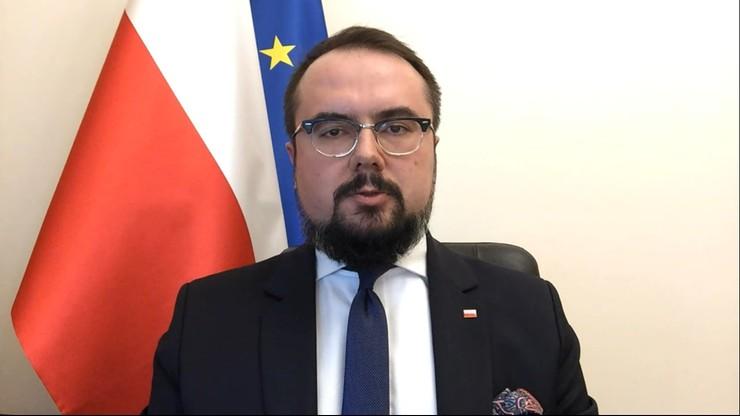 """Paweł Jabłoński przeklął na żywo w Polsat News. """"Muszę to powiedzieć"""""""