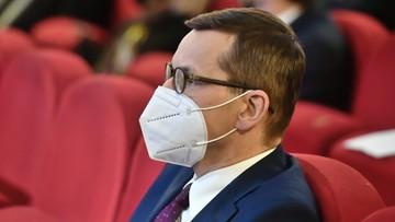 Premier Morawiecki zabrał głos ws. Daniela Obajtka