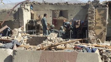 Afganistan: co najmniej 5 zabitych, 30 rannych w zamachu na wschodzie