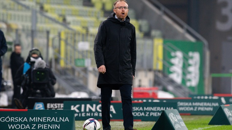 PKO Ekstraklasa. Trener Lechii Gdańsk: Mecze z Legią to sól sezonu