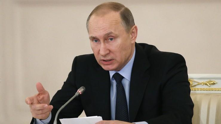 Putin rozwiązał Roskosmos. Od stycznia nowa agencja kosmiczna