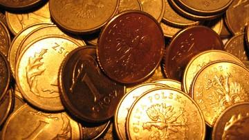 Obniżony rating Polski, złoty mocno w dół