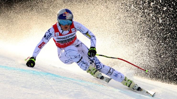 Vonn wygrała zjazd w Garmisch-Partenkirchen