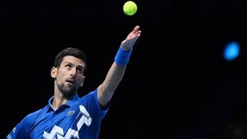 Djokovic: Liczę, że szczepienia tenisistów nie będą obowiązkowe