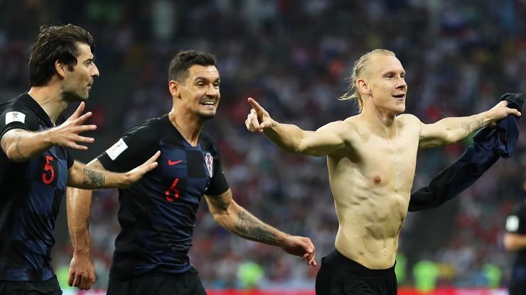 MŚ 2018: Postępowanie FIFA przeciwko obrońcy drużyny Chorwacji