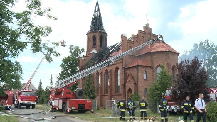 Zbiórka na odbudowę XIX-wiecznego kościoła w Lutolu Suchym