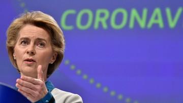 Komisja Europejska przedstawiła warunki zniesienia ograniczeń spowodowanych koronawirusem