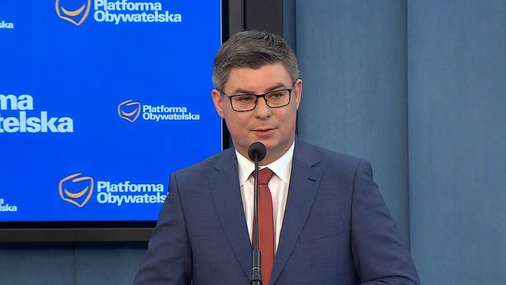 PO: propozycja KE ws. uchodźców powinna zostać odrzucona przez polski rząd