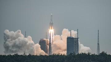 Media: fragment rakiety kosmicznej spadnie na Ziemię. Nie wiadomo kiedy i gdzie