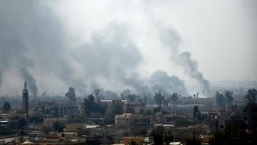 Przywódca IS przyznał się do porażki w Mosulu - donoszą źródła wojskowe w Iraku