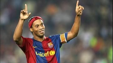 Ronaldinho i Riquelme chcą grać w Chapecoense. Za darmo