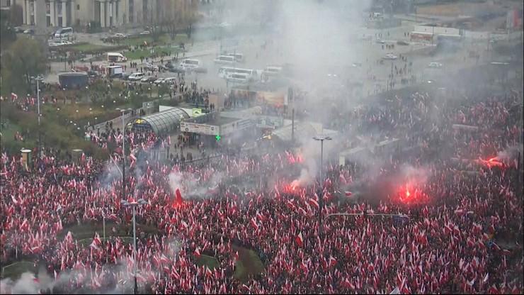 Marsz Niepodległości. Jest decyzja sądu