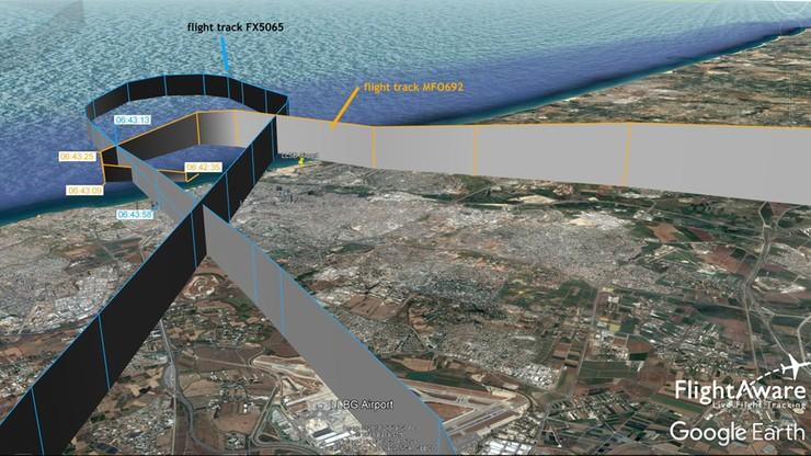 5 sekund od katastrofy na lotnisku w Tel Awiwie. Izrael żąda wyjaśnień od ONZ