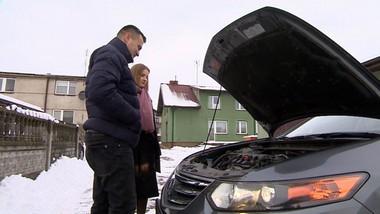Wydali 40 tys. zł, ale od roku nie jeżdżą autem