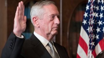 Szef Pentagonu: syryjski reżim zachował broń chemiczną