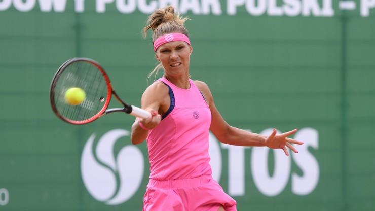 WTA w Bad Homburg: Katarzyna Piter zwycięska w jedynej rundzie kwalifikacji