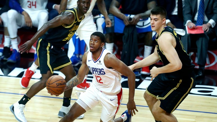 NBA: Clippers lepsi w derbach Los Angeles