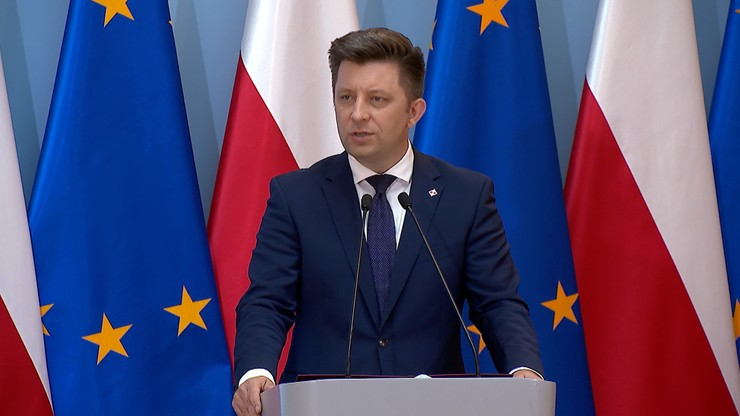 Afera mailowa. Michał Dworczyk: przekazałem premierowi gotowość rezygnacji ze stanowiska