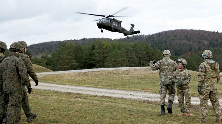 Rzecznik Putina: wzmocnienie sił NATO na terenie Polski jest dla nas zagrożeniem