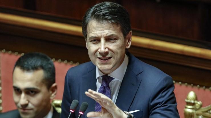 """Prawie 800 euro dla najuboższych i koniec """"biznesu migracji"""". Priorytety rządu nowego premiera Włoch"""