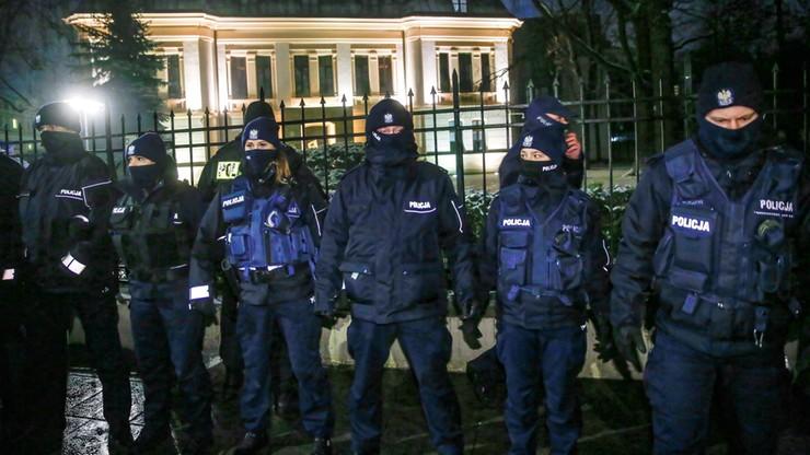 Klementyna Suchanow wypuszczona przez policję