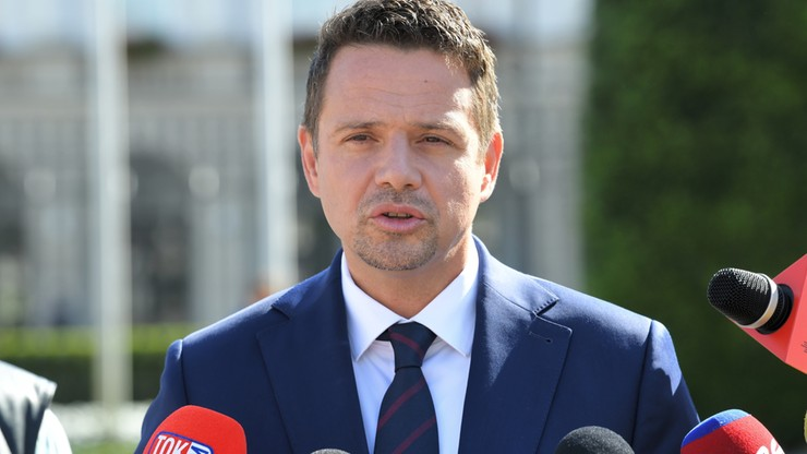 Stołeczni radni udzielili Trzaskowskiemu absolutorium