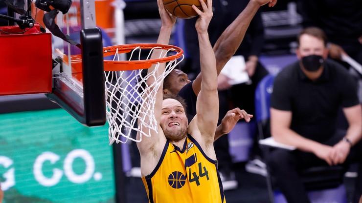 NBA: Rekord Bojana Bogdanovica. Kibice wrócili na trybuny hali w Chicago