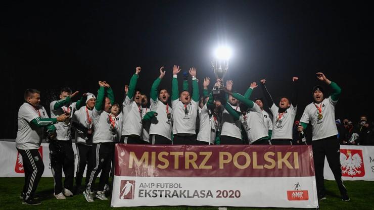 Legia Amp Futbol Mistrzem Polski 2020