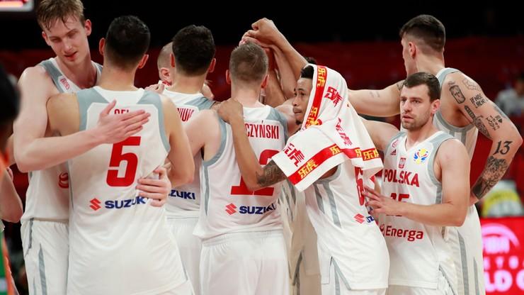 MŚ koszykarzy: Czego potrzebują Polacy, aby awansować do ćwierćfinału?