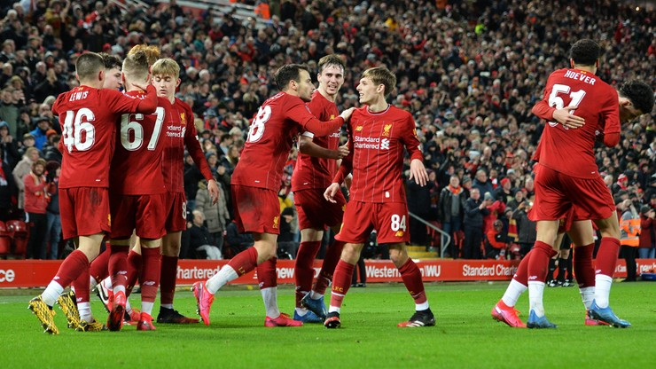 Puchar Anglii: Liverpool pokonał Shrewsbury. Klopp pierwszy raz w 5. rundzie